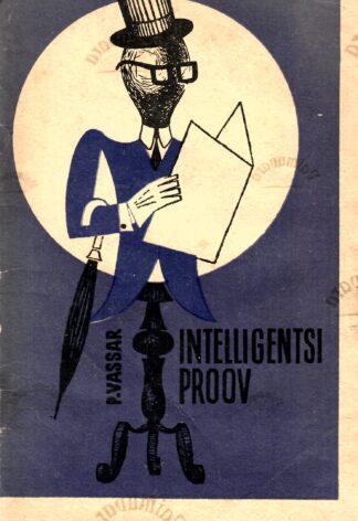Intelligentsi proov - Paul Vassar