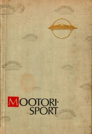 Mootorisport. Minevikust tänapäevani - Edgar Remmel