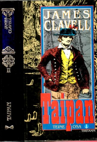 Taipan II osa - James Clavell