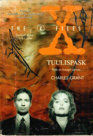 Salatoimikud: Tuulispask - Charles Grant
