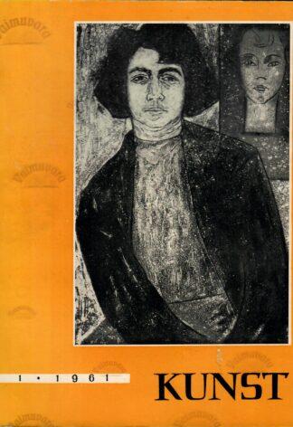 Kunst 1961/1. Kujutava ja tarbekunsti almanahh