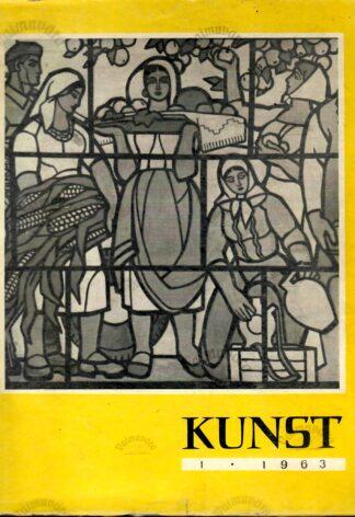 Kunst 1963/1. Kujutava ja tarbekunsti almanahh