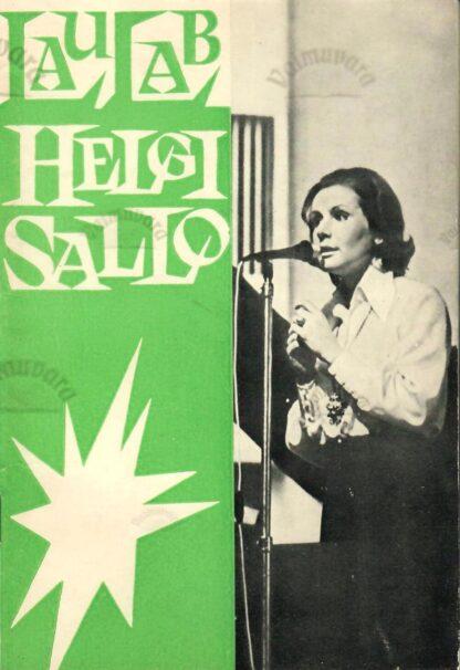 Laulab Helgi Sallo