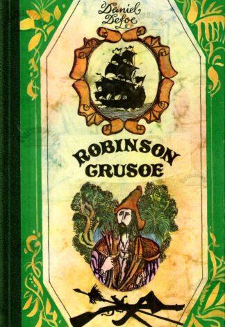 Robinson Crusoe elu ja kummalised seiklused - Daniel Defoe