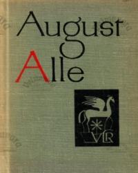 August Alle – Üksinduse saartele. Väike luuleraamat