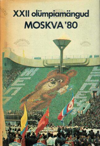 XXII olümpiamängud Moskva 1980