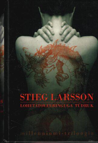 Lohetätoveeringuga tüdruk - Stieg Larsson