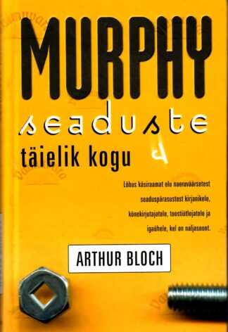Murphy seaduste täielik kogu - Arthur Bloch 1999