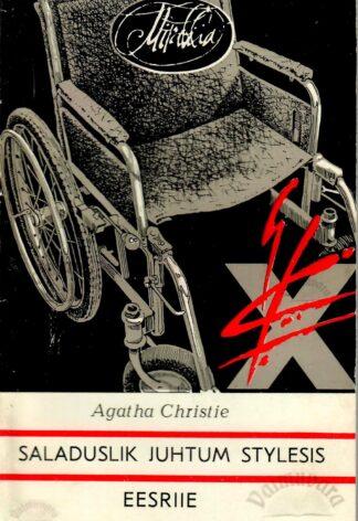 Saladuslik juhtum Stylesis. Eesriie - Agatha Christie