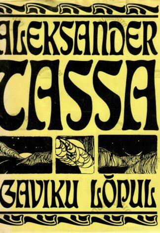 Igaviku lõpul - Aleksander Tassa
