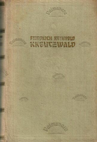 Jutud - Friedrich Reinhold Kreutzwald