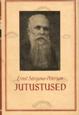 Jutustused - Ernst Peterson-Särgava