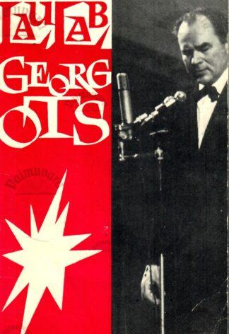 Laulab Georg Ots
