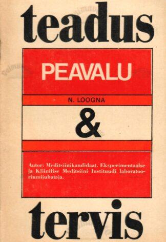 Peavalu - Georg Loogna