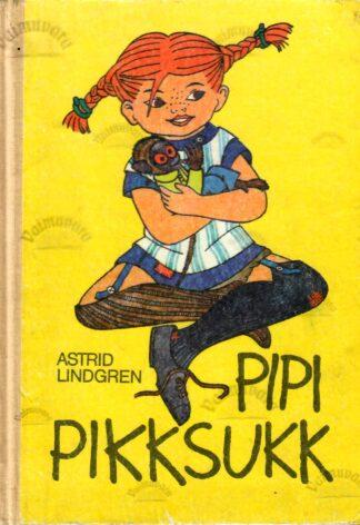 Pipi Pikksukk - Astrid Lindgren, 1988