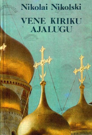 Vene kiriku ajalugu - Nikolai Nikolski