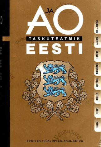 A ja O taskuteatmik. Eesti