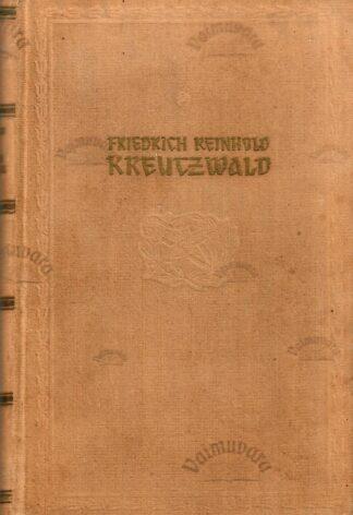 Maailm ja mõnda - Friedrich Reinhold Kreutzwald